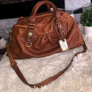Beautiful Camel Marc Jacobs Satchel Purse